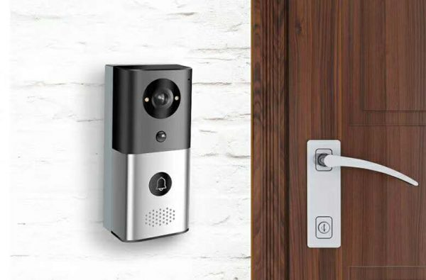 Smart Doorbell, Get a video call every time you have a visitor, Talk to your Visitor also has Motion Detection