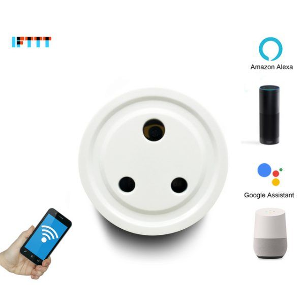10A Smart plug for smaller Appliances works with Google Home and Amazon Alexa