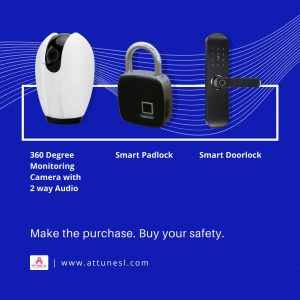 ATTUNE SL Smart and Secure home