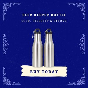 Beer Keeper, Keep Beer clod and drink secretly
